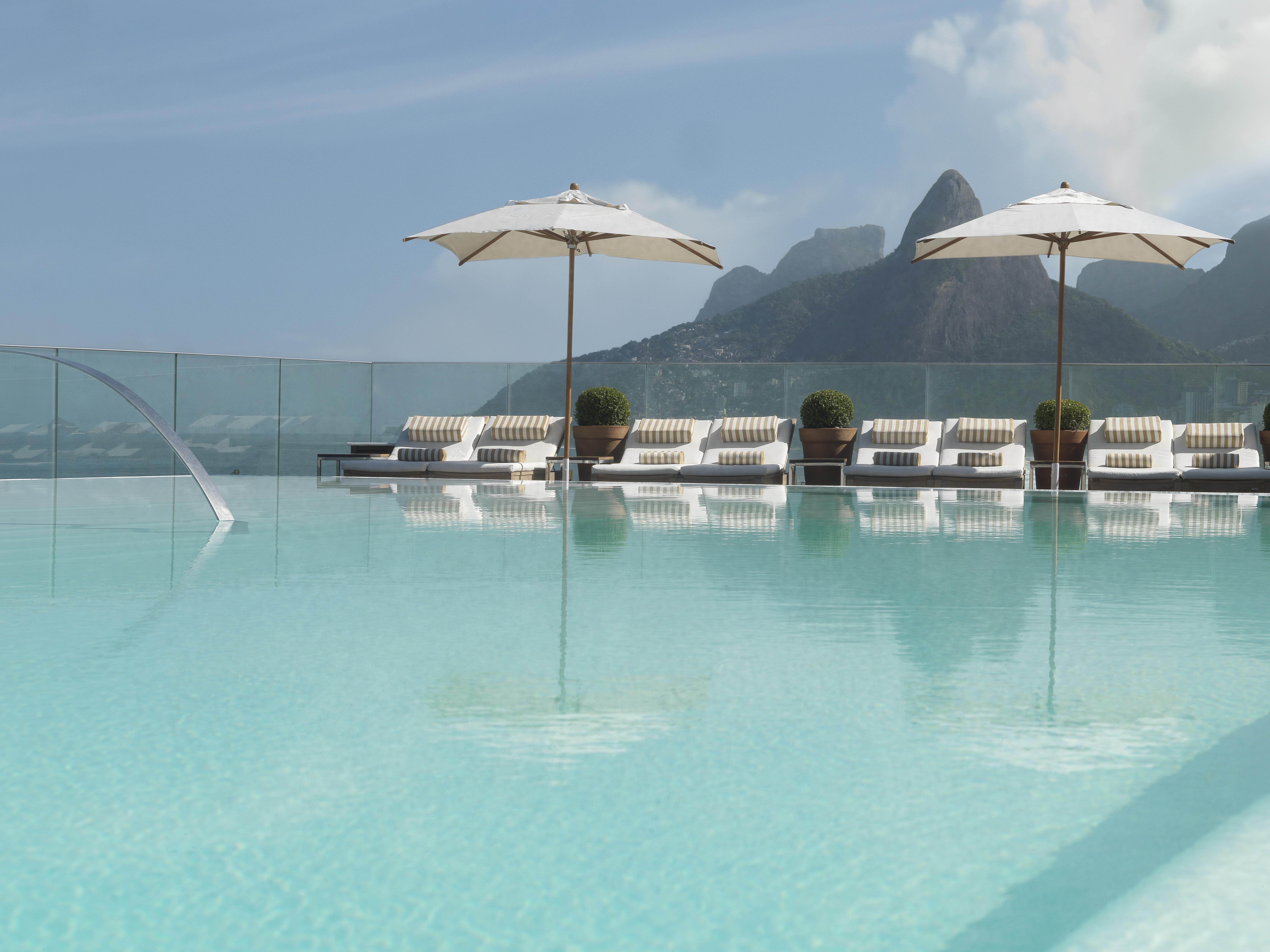 Fasano-piscine rooftop